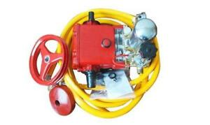 Agricultural Insecticide Chemical High-Pressure Spray 3-Plunger Pump 190025