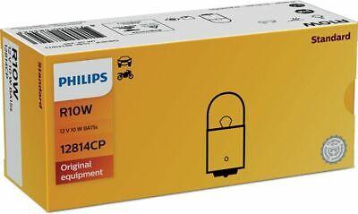 PHILIPS Glühlampe, Birne Auto Blinker Kugellampe 12 V 10 W BA15s