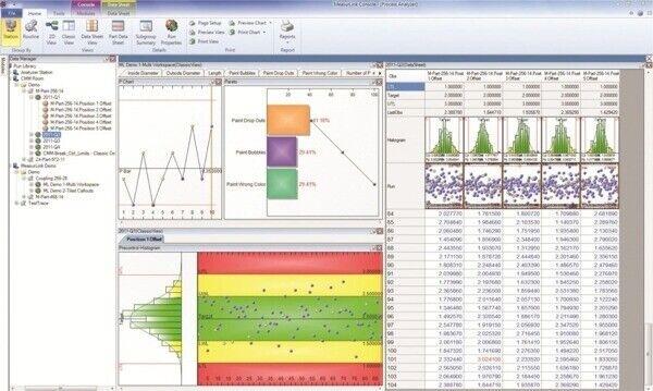 64AAB609 MeasurLInk Process Analyzer PRO
