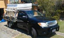Man Ute Trailer Cheap Removalist Spa Movers Pickup Delivery Dump Marsden Logan Area Preview