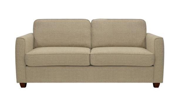 Incredible 3 Seater Sofa Bed Beige Debenhams Dante In London Gumtree Alphanode Cool Chair Designs And Ideas Alphanodeonline