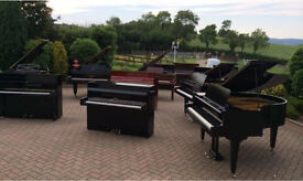 Belfast pianos  Quality used pianos   Upright and Grands 