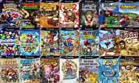 looking to buy retro games TOP DOLLAR PAID snes,n64,gamecube