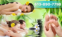Relaxing Massage & Theraputic Treatment