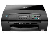 Brother wireless printer dcp-375cw with ciss system NO NEED to buy ever ink cartriges