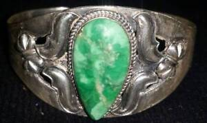 Jade Silver Bracelet $299 at Great Pacific Pawnbrokers