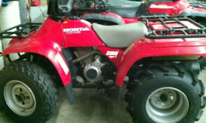 1998 Honda 4 Trax 200cc 2wd Quad