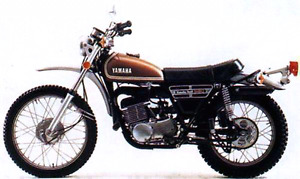 Wanted  yamaha  dt360  or RT360