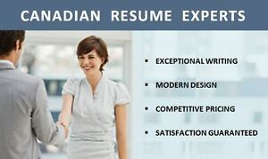 Professional resume writing services saskatoon