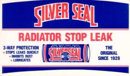 SILVER SEAL RADIATOR STOP LEAK