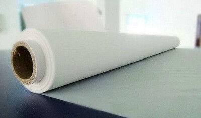 1 Yard - 160 White 64tx32 Width Silk Screen Printing Mesh Fabric Ships Free