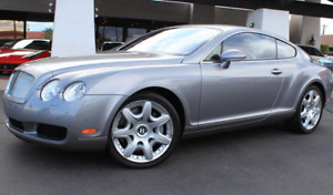 2007 Bentley Continental GT Mulliner Coupe (Free Wrap included)