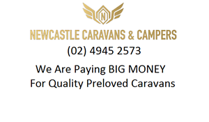 WANTED CARAVANS FOR CONSIGNMENT Belmont North Lake Macquarie Area Preview