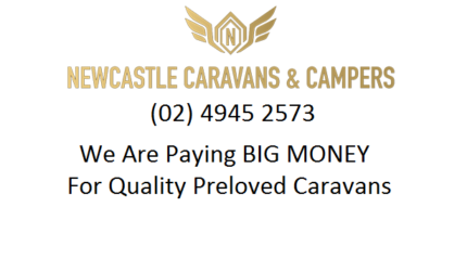 Wanted: WANTED CARAVANS FOR CONSIGNMENT