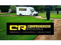 Comprehensive Removals Service / Man with a van hire - Stratford, bow, Canary Wharf & East London