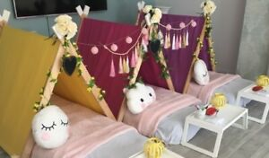 Super Cheap DIY Sleepover Party Hire - Children's Parties Upper Coomera Gold Coast North Preview