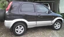 2004 Daihatsu Terios Wagon 4x4 Gympie Gympie Area Preview