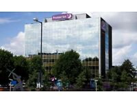 PREMIER INN WEMBLEY 23RD OCTOBER 2017 TO 27TH OCTOBER 2017