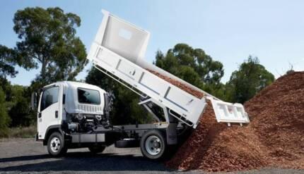 3T Tipper Truck Hire - Jeffrey Earthworx Maroochydore Maroochydore Area Preview