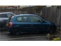 Renault Clio 1.4 Dynamique Tel: 07576 931234