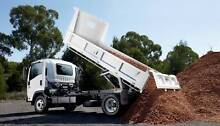 Tipper Truck Hire - Jeffrey Earthworx Maroochy River Maroochydore Area Preview