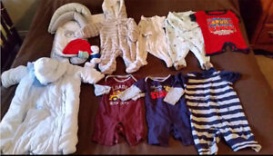Baby boy clothes 3-12 months London Ontario image 2