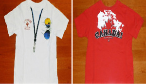 Boys XS/4 - The Children's Place Short Sleeve Graphic Tees (2)