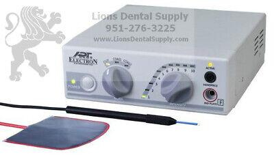 New Bonart Art-e1 Dental Medical Electrosurgery Unit W 7 Electrodes 110v