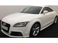 Audi TT Coupe 2.0T FSI Tronic 2011MY S Line FROM £57 PER WEEK