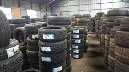 secondhand tyres