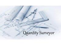 Quantity surveyor services (GROUNDWORKS & GENARAL)