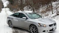 Nissan Maxima Winter Tire & Wheel Packages @ Auto Trax City of Toronto Toronto (GTA) Preview