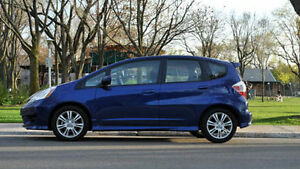Honda Fit DX 2011