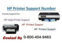 Hp printer customer support number 0-800-404-9463