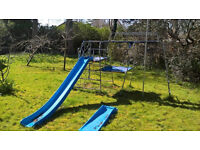 TP Climbing Frame and Swing