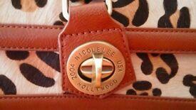 Nicole Lee Designer Bag and Matching Belt
