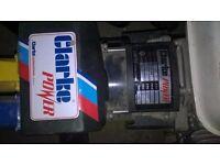 Clarke Power Petrol Generator 6.5HP