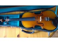 3/4/ sized violin