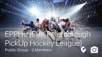 Pickup Hockey league