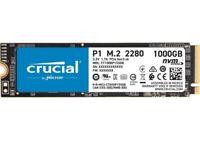 Crucial 1tb 1 t b NVMe storage