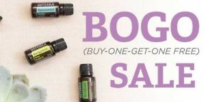 doTERRA BOGO SALE no membership required