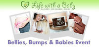 Vendors for Life With A Baby Show (EARLY BIRD RATE!)