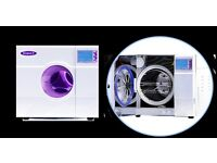 Enigma 8 Litre B Type steam steriliser - autoclave tattoo and piercing