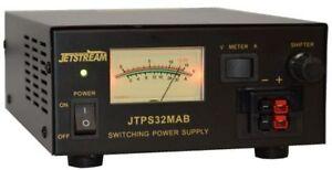 Jetstream JTPS32MAB - 30 Amp / 12 Volt Power Supply w/ Power Pole & Binding Post