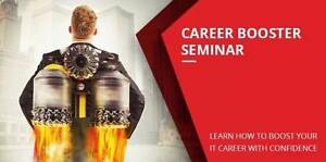 Career Booster Seminar - Job Search Strategies for IT Jobs Sydney City Inner Sydney Preview