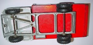 Antique 1950s Structo Pressed steel toy Truck London Ontario image 4