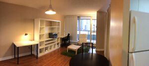 Luxury 1 BDRM Condo - Direct Access to Finch Subway
