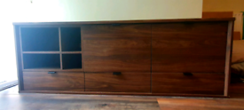 Sideboard, DVDcase, Bookcase