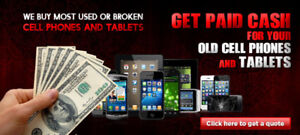 $$$   Get Cash For Your Used Electronics    $$$