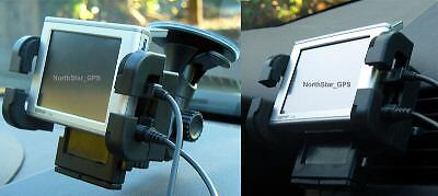 CAR VENT+DASH+WINDSHIELD/SUCTION MOUNT FOR GARMIN, TOMTOM, MAGELLAN, NAVIGON GPS